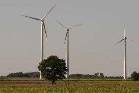 Windpark Niedernstöcken
